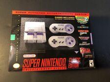 Super Nintendo Entertainment System Classic Edition [ Super NES Classic ] NEW