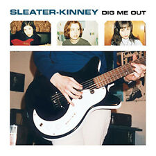 SLEATER-KINNEY DIG ME OUT CD NEW ORIGINAL RECORDING REMASTERED