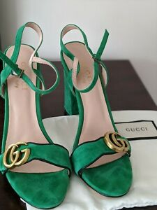 Gucci Gg Sandals In Women's Heels for