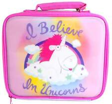 Despicable Me Unicorn Lunch Bag Twist Bottle and Double Snack Pot | Lunchbox