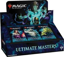 Ultimate Masters Booster Box Display OVP Sealed EN - English