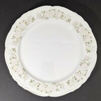 "Sheffield Fine China Classic 501 Japan Floral Pink 12"" Round Serving Platter"