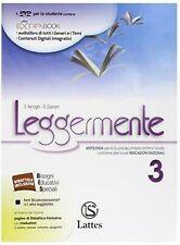 Leggermente volume volume3 +DVD, Lattes, Asnaghi, cod:9788880428640