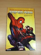 COMICS GRAPHIC NOVEL SPIDERMAN REVIVAL