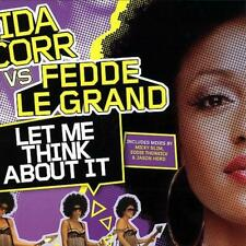 "Corr, Ida Vs Fedde Le Grand - Let Me Think About It 12"" Maxi"