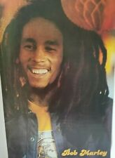 BOB MARLEY 1983 POSTER ! BRAND NEW OLD STOCK. VINTAGE. UNUSED. GREAT CONDITION!