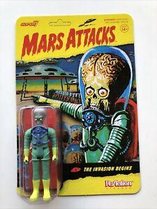 Super7 Reaction Mars Attacks The Invasion Begins Figure