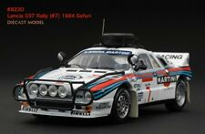 LAST BATCH! HPI #8230 Lancia 037 Martini 1984 Safari Rally 1/43 model