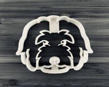 Golden Doodle cookie cutter - Doodle cookie cutter- Dog Face Cutter