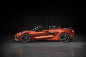 1:18 GT SPIRIT GT309 Chevrolet Corvette C8 Cabriolet, Sebring Orange resin, NEW