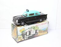 Pepe Portugal Mercedes Benz 22 Friction Taxi In Its Original Box - Excellent