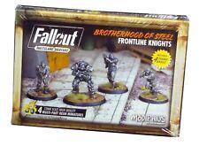 Modiphus, Fallout Wasteland Warfare Brotherhood of Steel Frontline Knights, New