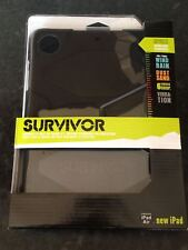New Griffin Survivor Hard All-Terrain Military DUTY CASE COVER For IPAD Air 1 UK
