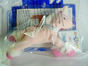 ANIMAL ALLEY #2 DARBY Happy Meal Mc DONALDS TOY * TOYS R US *SEALED w TAG