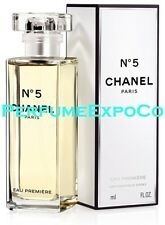 CHANEL NO.5 *EAU PREMIERE* 1.35oz - 40ml EDP  Spray NEW & SEALED (B29 BH17