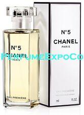 CHANEL NO.5 *EAU PREMIERE* 1.35oz - 40ml EDP  Spray *2007 VINTAGE VERSION* (BH17