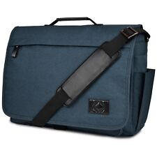 Laptop Bag, KK 15.6 inch Laptop Messenger Bag, Water Resistant Shoulder Bag