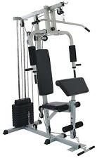 Home Gym Weight Machine Equipment Cable Pully System Workout Exercise Fitness