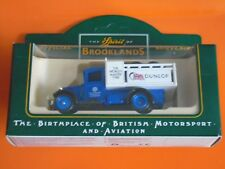 Lledo - The Spirit Of Brooklands Diecast Model Collection - DUNLOP