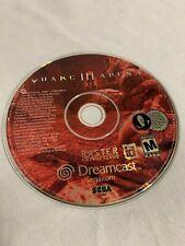 Quake III 3 Arena Sega Dreamcast Video Game - DISC ONLY