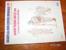 µ Osprey Soldats des 2 Guerres n°100 Forces de l'ONU en action 1948/1994