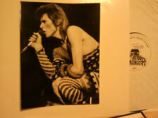 "david bowie-jeff beck""for the broadcast week-1983.dble.lp's promo radio rare"