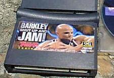 BARKLEY SHUT UP & JAM Atari Jaguar NEW Cartridge ONLY NO Box NO Manual