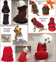 NWT Zack and  Zoey Dog Dress - Jacket - Poncho- Sweater