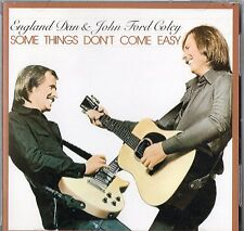 England Dan & John Ford Coley - Some Things Don't Come Easy Wounded Bird USA CD