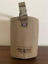 Kifaru Nalgene Water Bottle Pocket - Coyote Brown
