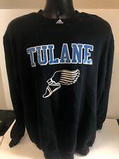 Tulane Track Sweatshirt Size Medium  Adidas