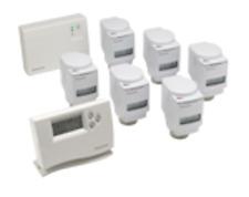 Honeywell Wireless CM Zone Pack YZ667A1060 (1 x CM67z, 6 x HR80UK & 1 x HC60NG
