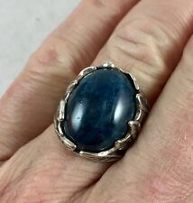 Didae Sterling Silver & Gemstone Ring Size 9