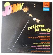 33 TOURS JOHNNY HALLYDAY RETIENS LA NUIT pressage CANADA FONTANA 6444 004 1967