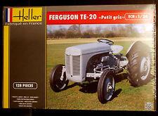 1946 Ferguson te-20 petit gris, 1:24, Heller 81401 NEUF 2016 NEUF new tool
