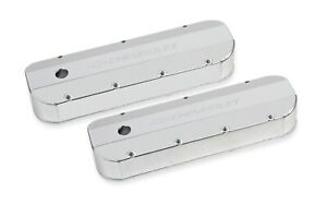 Holley Performance 241-278 GM Licensed Track Series Valve Cover