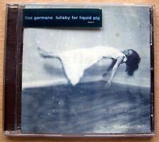 Lisa Germano Lullaby For Liquid Pig CD