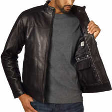 1a0db4d63 Men's Leather Coats & Jackets for sale | eBay
