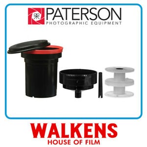 Paterson PTP115 Universal Tank and Two Reels - FLAT-RATE AU SHIPPING!