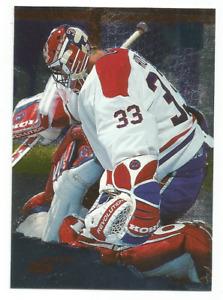 1995-96 Fleer Metal #78 Patrick Roy Montreal Canadiens
