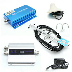GSM/CDMA Cell Phone Signal Booster Amplifier Extender Repeater for Home Signal