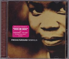 Freshlyground - Nomvula - CD (CDINS007 Freeground 2004 South Africa)