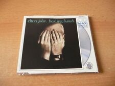 MAXI CD Elton John-healing hands - 1989 Incl. Sad Songs (Say So Much)
