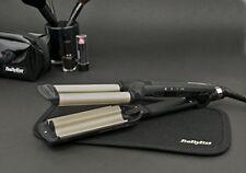 BaByliss Easy Wave C260E Fer à repasser à Cheveux pour ondes,céramique et titane