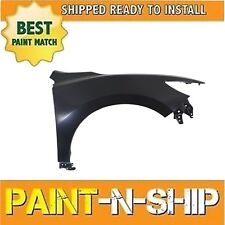 New Fits: 2016 2017 Nissan Altima Sedan Right Fender Painted NI1241221