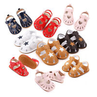 Toddler Baby Sandals Boy Girl Summer Shoes Newborn Infant Babe Prewalker 0-18M