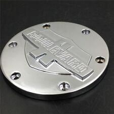 XH 2006-2013 Suzuki Boulevard M109R Motorcycle CHROME Aluminum Derby Covers