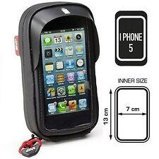 Givi Motorcycle iPhone 5/5S Holder. Samsung Z2, Nokia 216, Lumia 435. Givi S955B