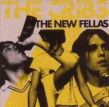 THE CRIBS - The New Fellas (CD 2005) USA Import MINT Indie-Pop