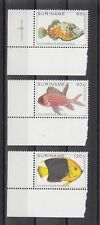 TIMBRE STAMP 3 SURINAM Y&T#82-84 POISSON FISH NEUF**/MNH-MINT 1979 ~B12